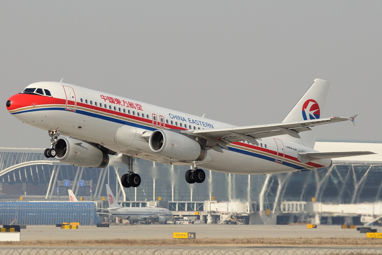 File airbus a320 232 china eastern airlines wikimedia commons - China eastern airlines vietnam office ...