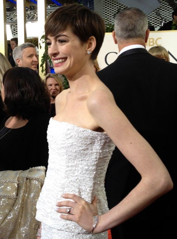 Anne Hathaway Engagement Ring In Bride Wars