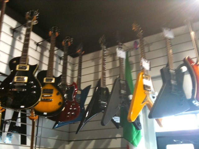 File:Another Corner 1, Guitar shop in Dublin.jpg