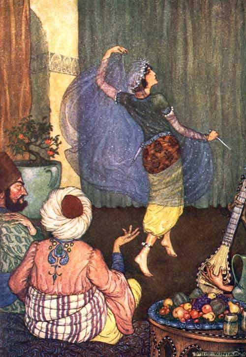 arabian nights 3