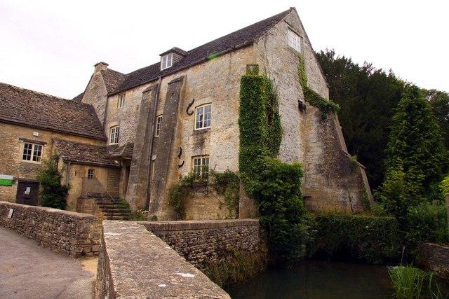 Arlington Mill in Bibury - geograph.org.uk - 1440332