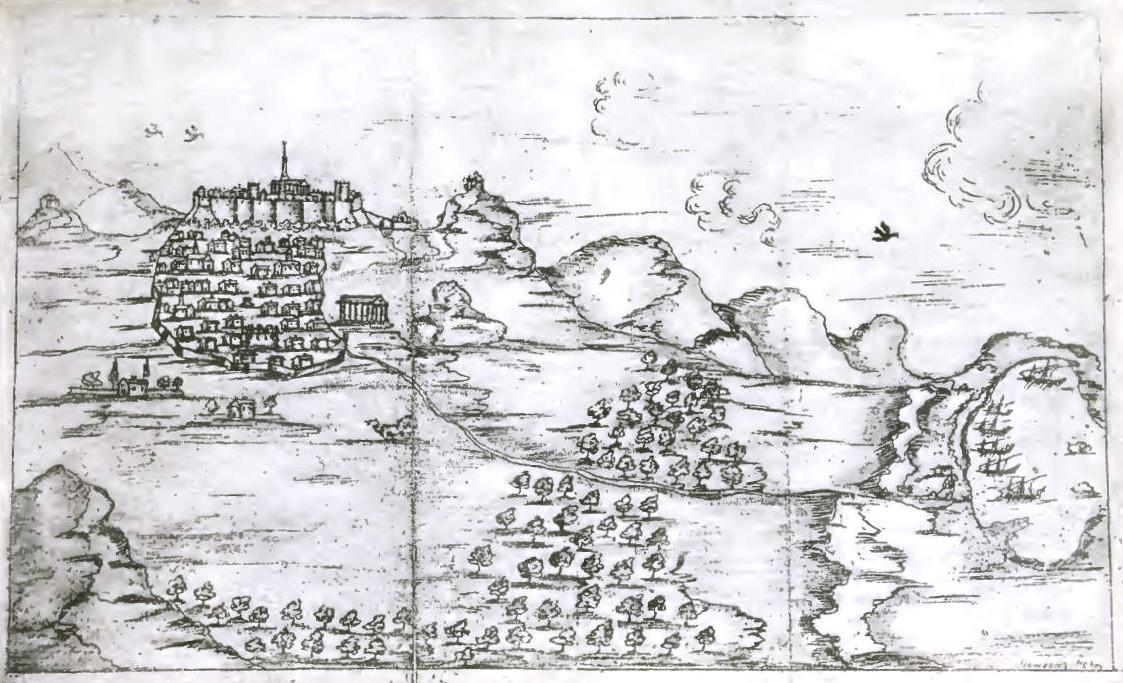 Άποψη των Αθηνών το 1687 - Βικιπαίδεια