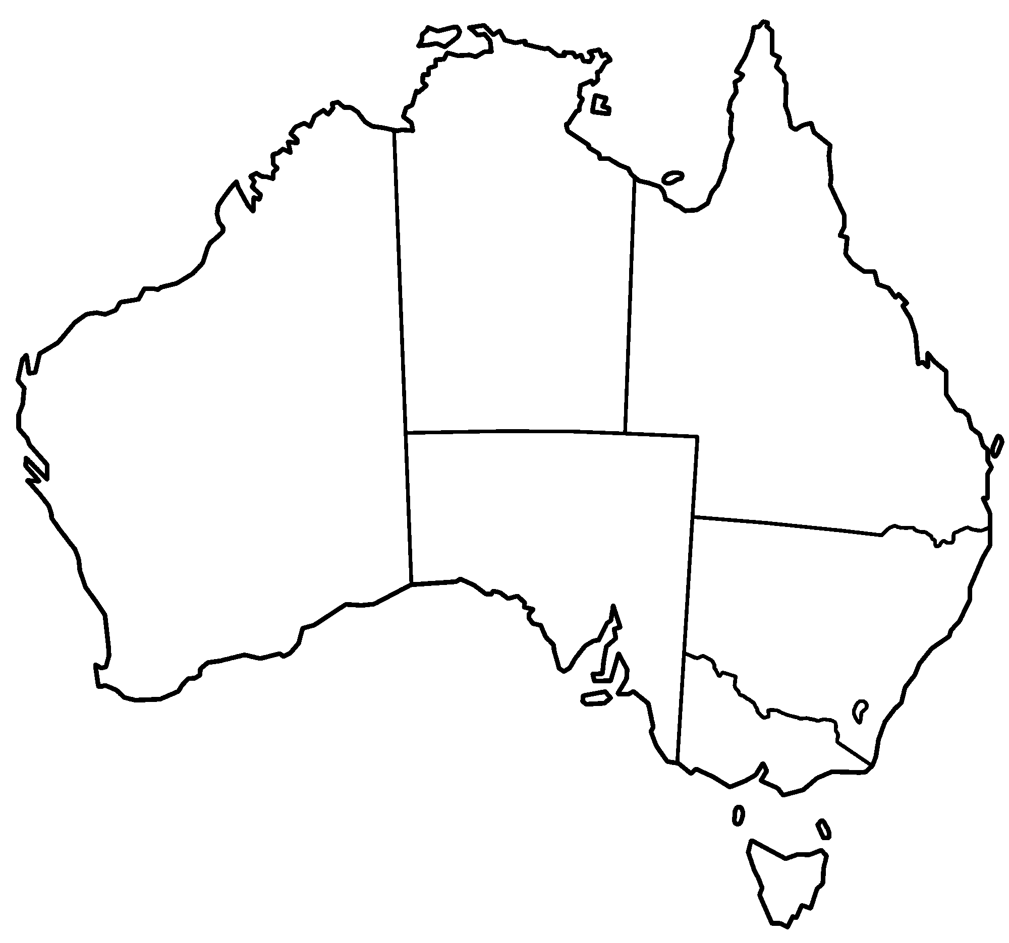 File:Australia states blank.png   Wikimedia Commons