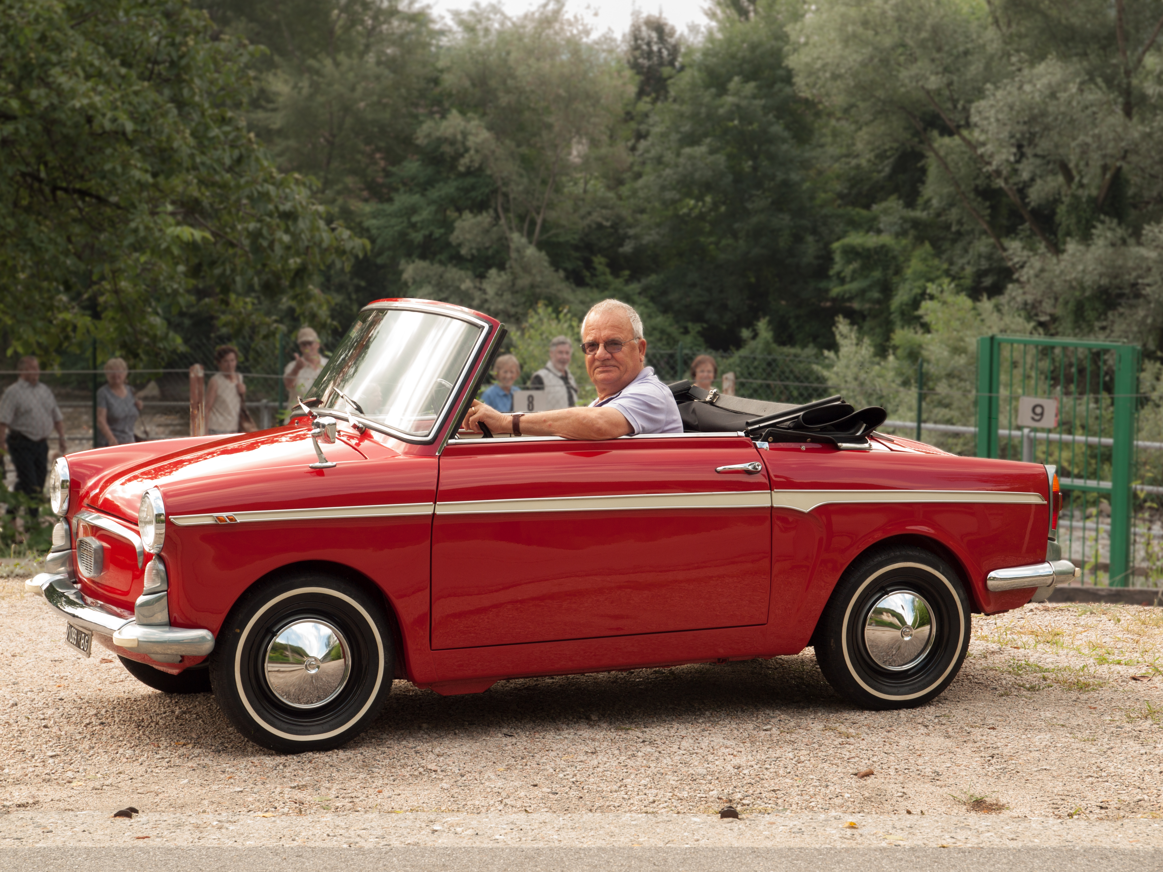 File Autobianchi Bianchina Cabriolet Red Jpg