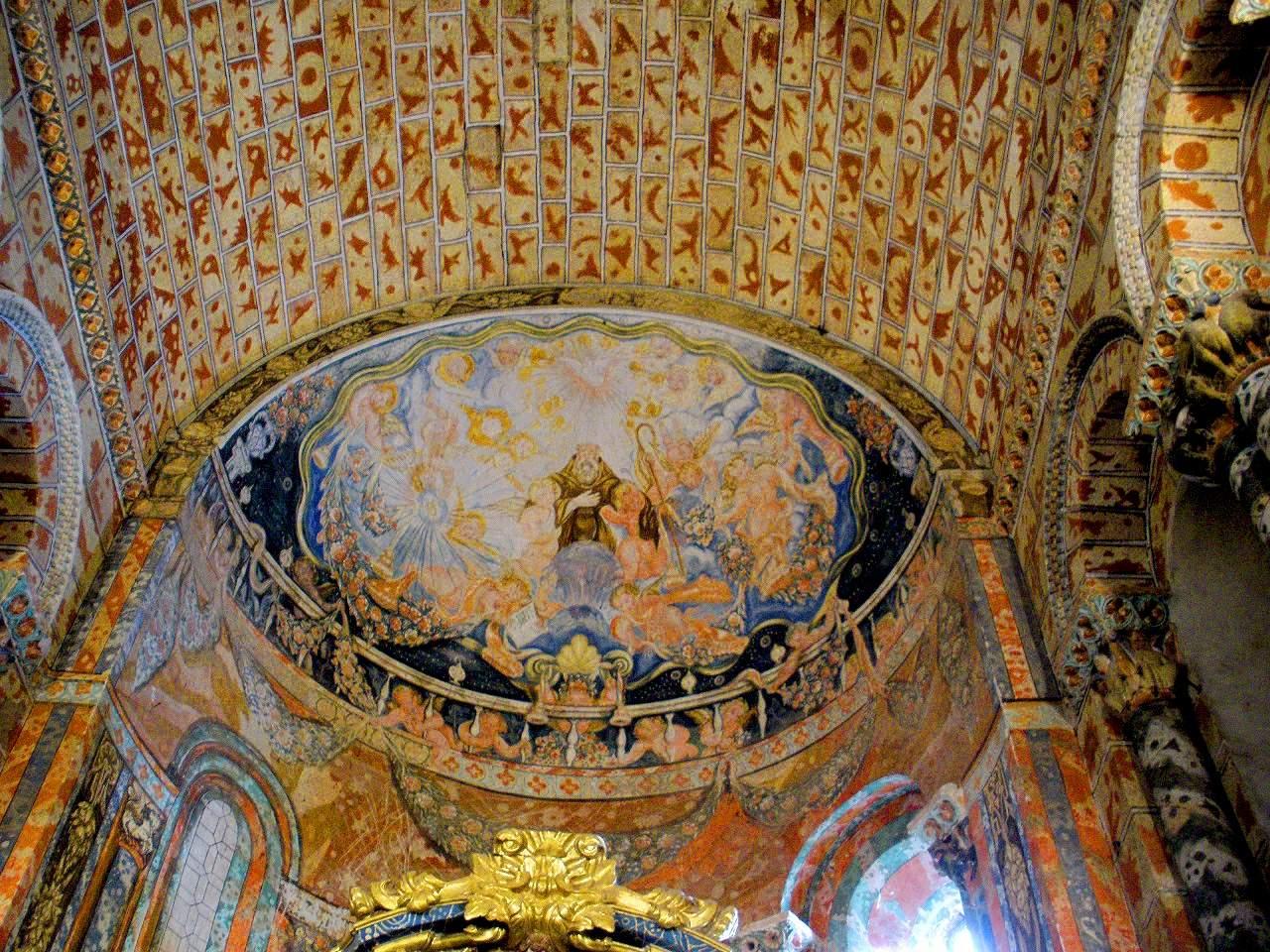 File Avila Basilica De San Vicente Interiores 43 Capilla De San Francisco De Paula Jpg Wikimedia Commons