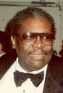 B.B. King at the 1990 Grammy Awards show. Crop...