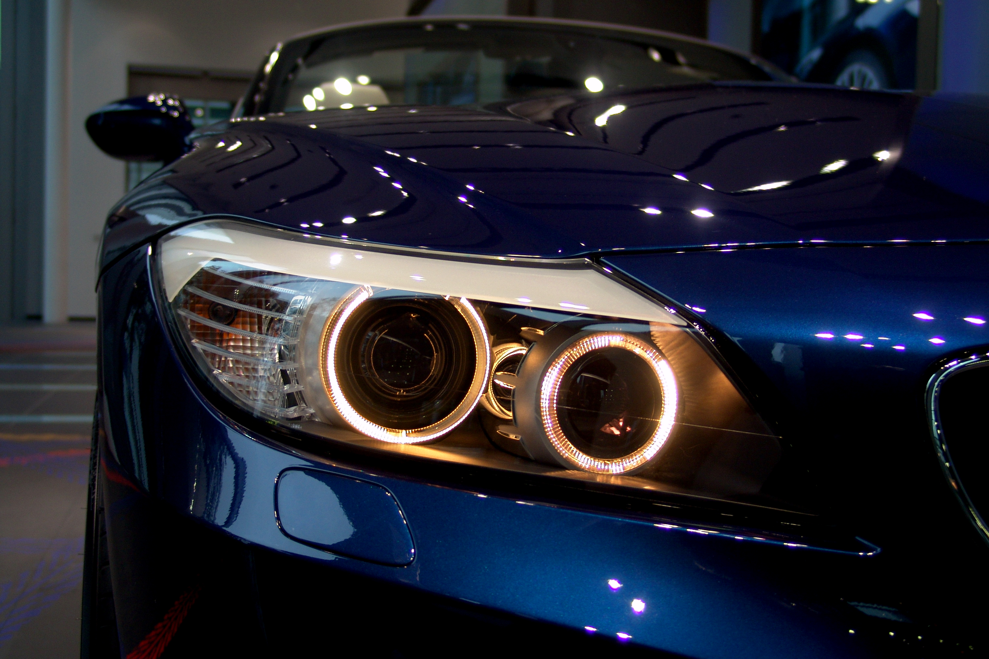 File Bmw Z4 E89 Lights Jpg Wikimedia Commons