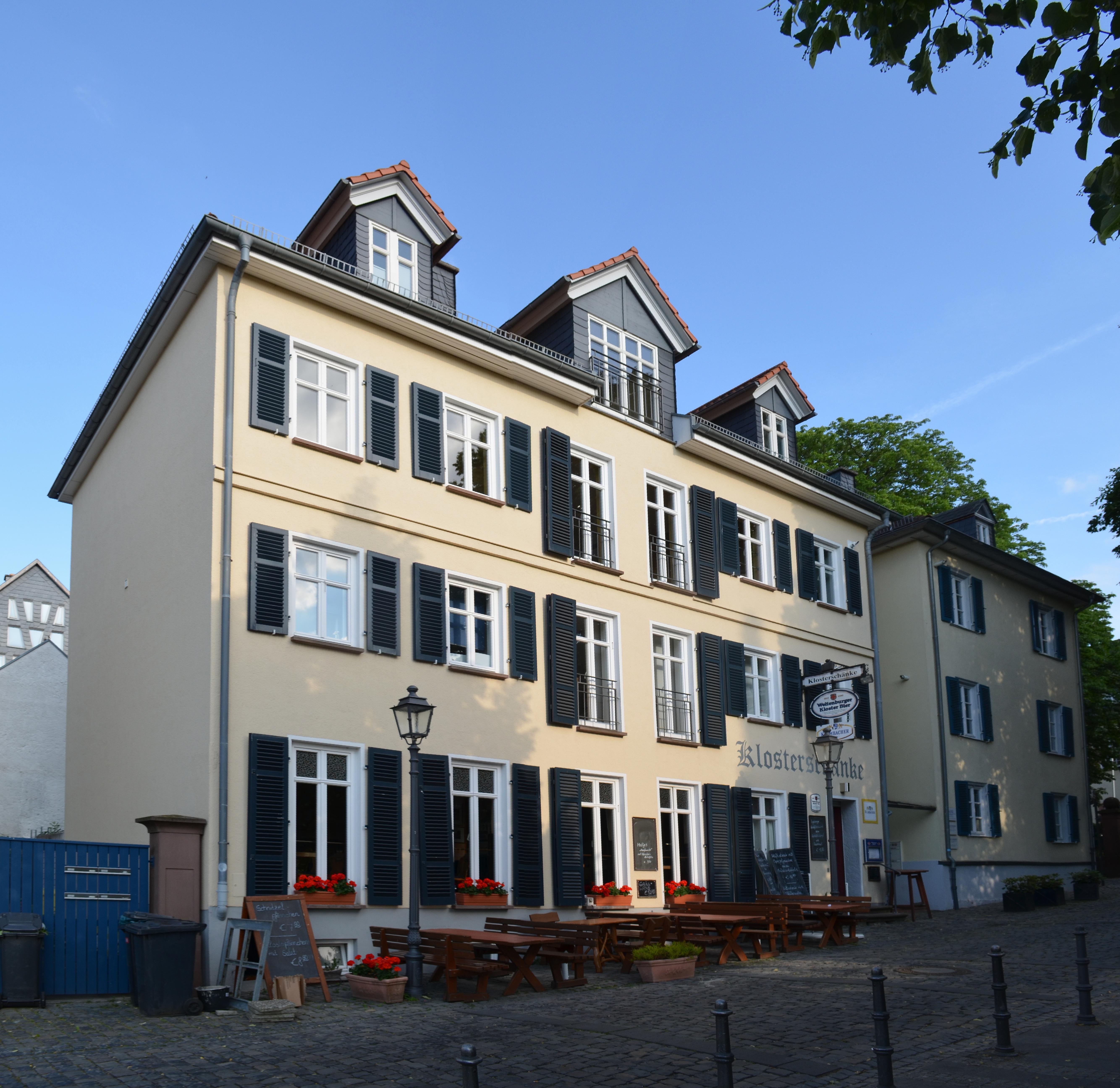Datei:Bad Homburg, Herrngasse 1, Klosterschänke (1).jpg – Wikipedia