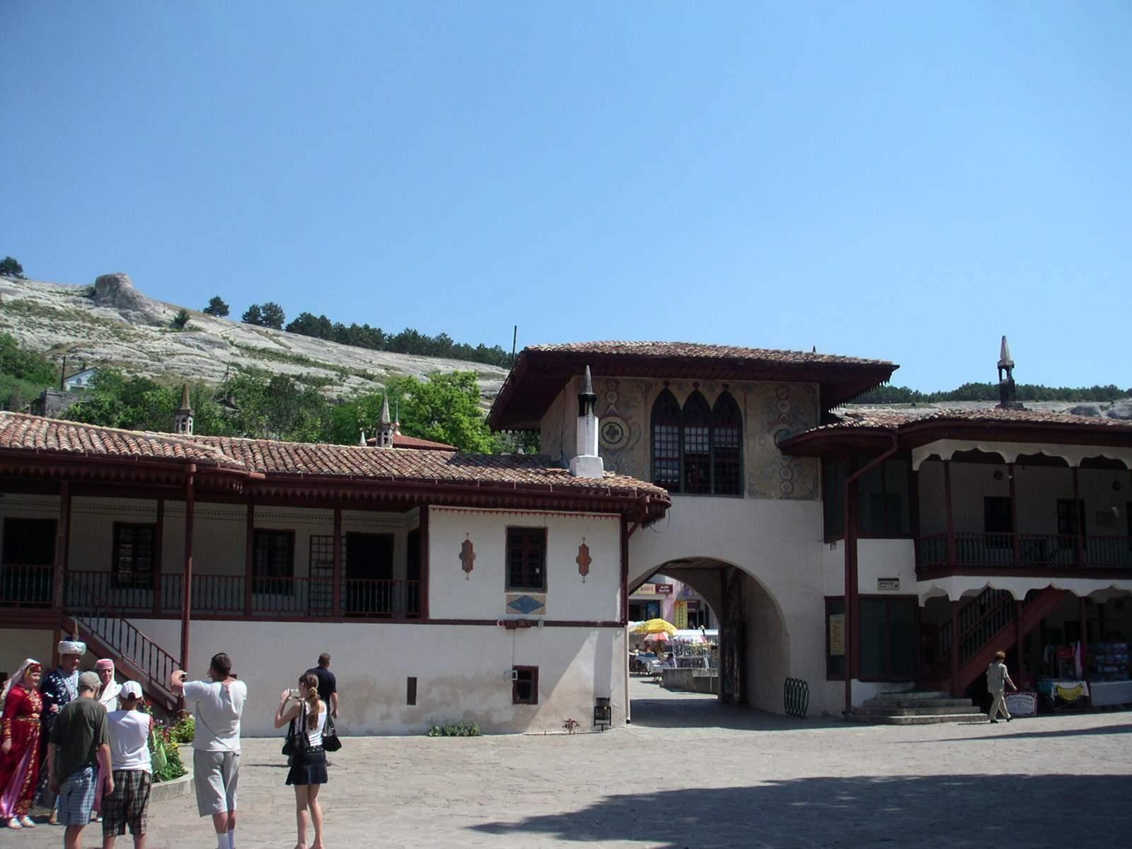 Bakhchisarai: a selection of sites