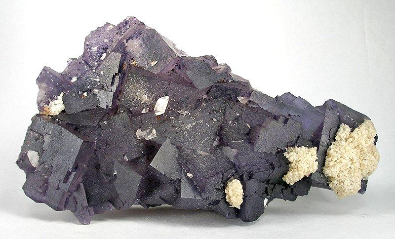 Barite-Fluorite-elm44a
