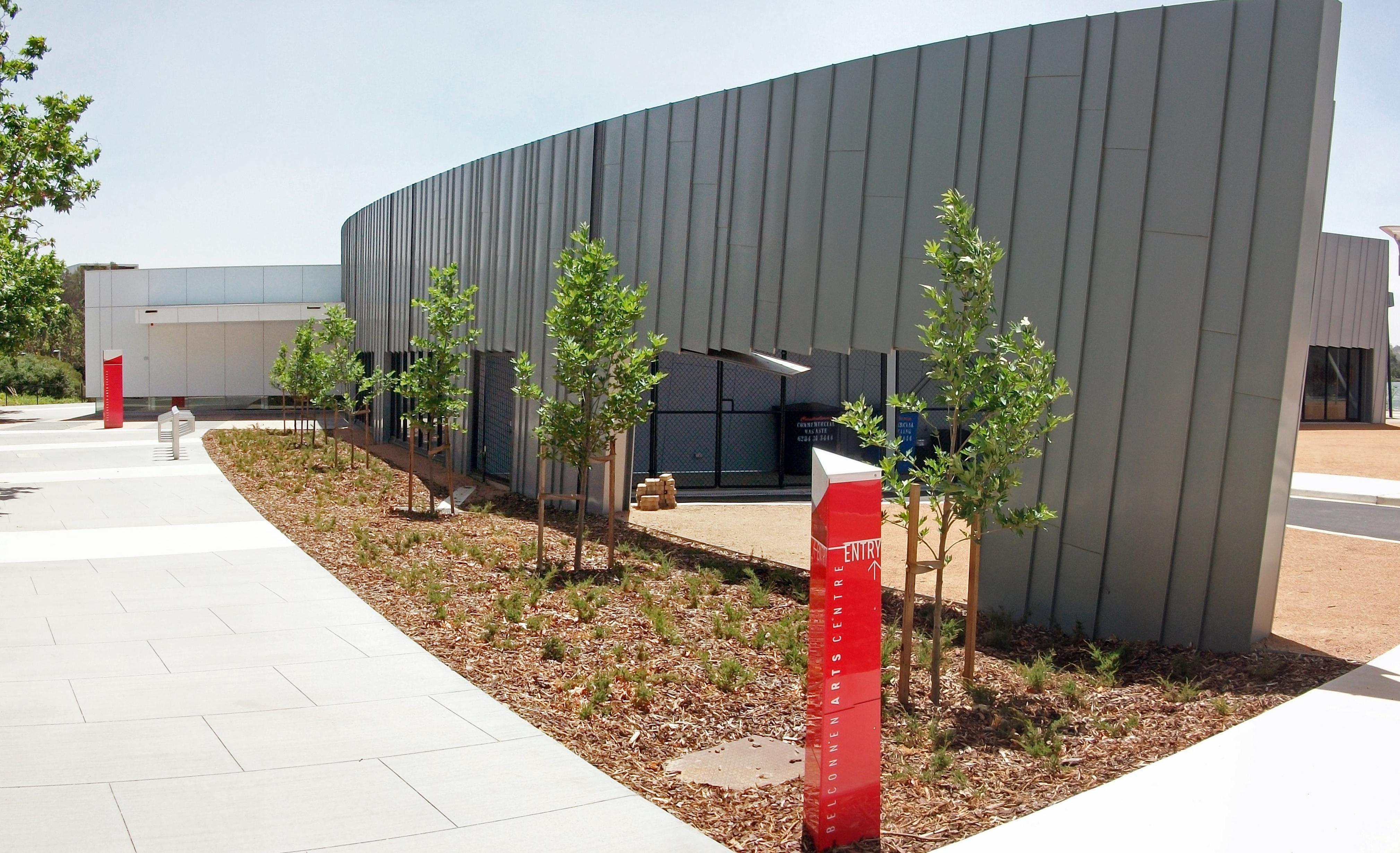 Belconnen Arts Centre Wikipedia