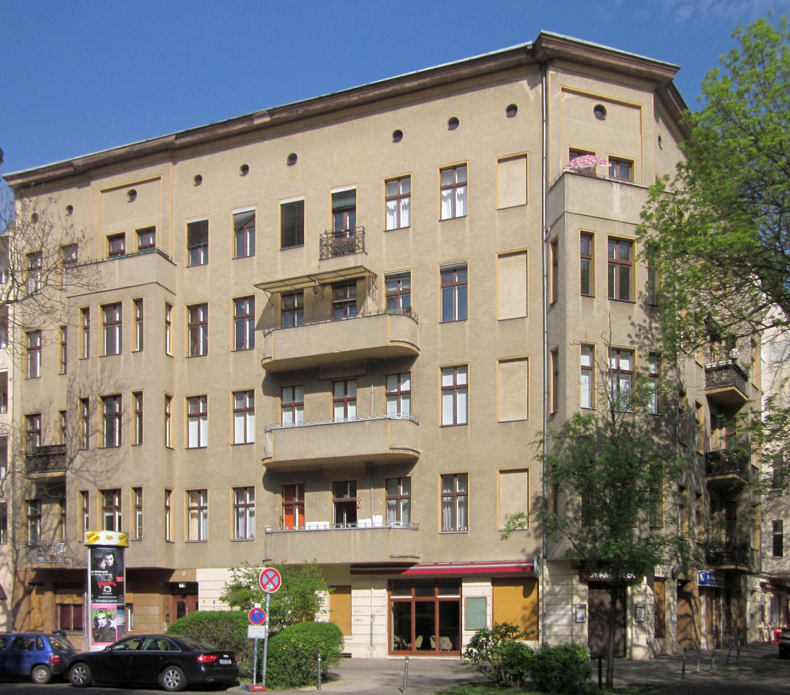file berlin kreuzberg urbanstrasse 29a. Black Bedroom Furniture Sets. Home Design Ideas