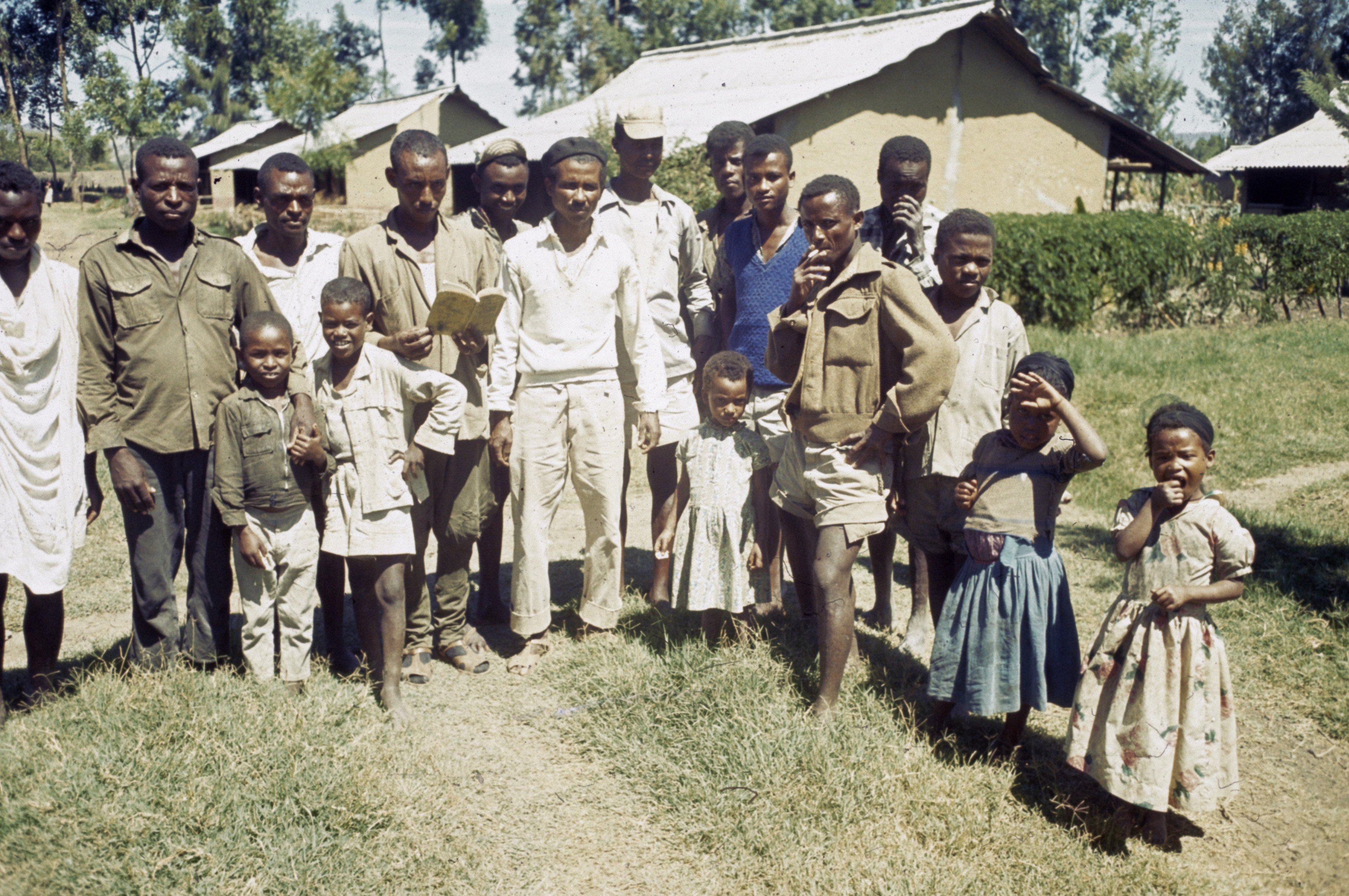File Bezoek Koningin Juliana Pr Bernhard Pr Beatrix Pr Claus Aan Ethiopie Hva Bestanddeelnr 254 8321 Jpg Wikimedia Commons