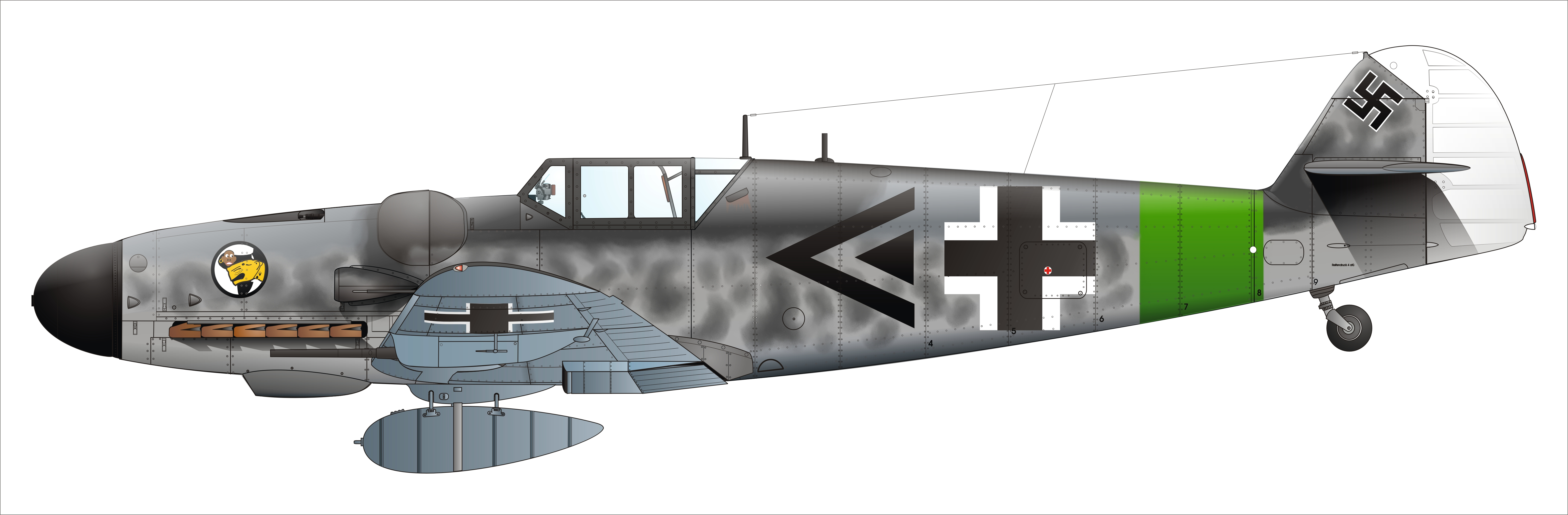http://upload.wikimedia.org/wikipedia/commons/3/3b/Bf109_G_Farbe_eingezogen.jpg