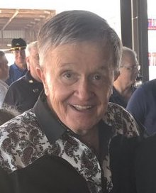 Bill Anderson in 2017