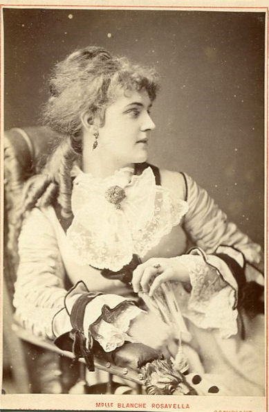 image of Blanche Roosevelt