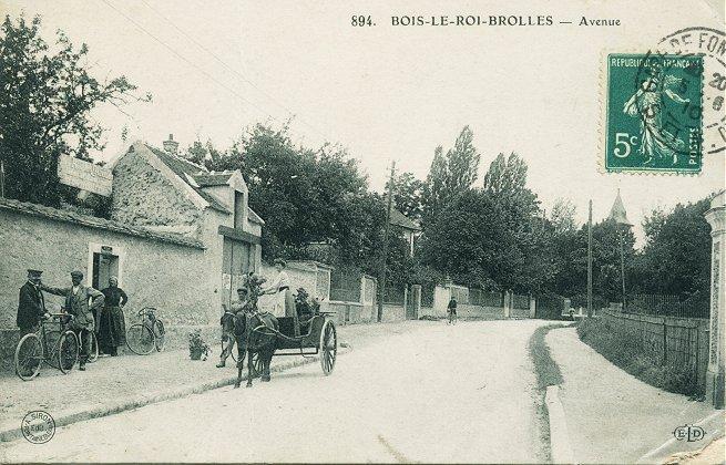 FichierBoisleroi Brolles avenuejpg — Wikipédia