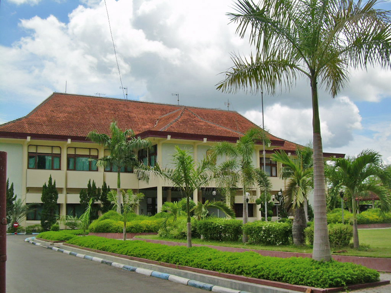 Bojonegoro Indonesia  city photo : Bojonegoro residen Wikimedia Commons