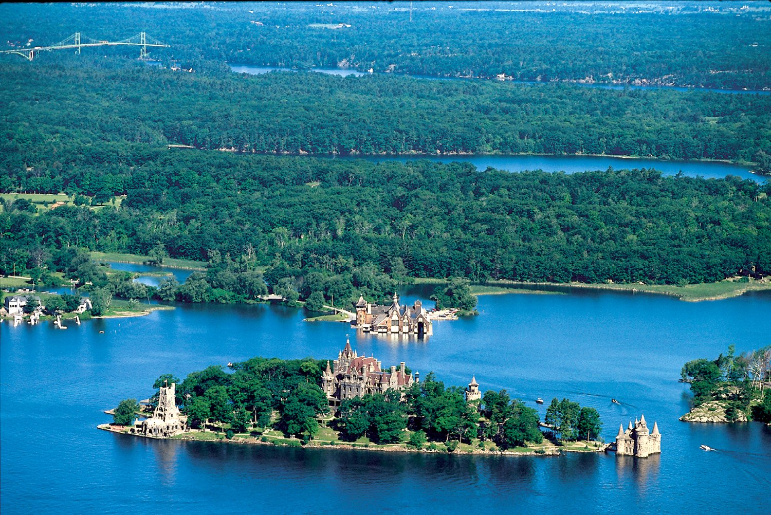 thousand islands new york map Thousand Islands Travel Guide At Wikivoyage