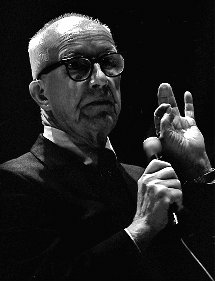 Image result for Wiki Commons picture of R. Buckminster Fuller