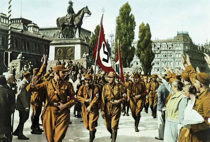 an analysis of germany under the rule of the national socialist german workers party Background & overview party platform the swastika nazi regime in germany the national socialist german workers' party (nsdap) had to rely on the support of others to rule germany after the spd refused to reduce.
