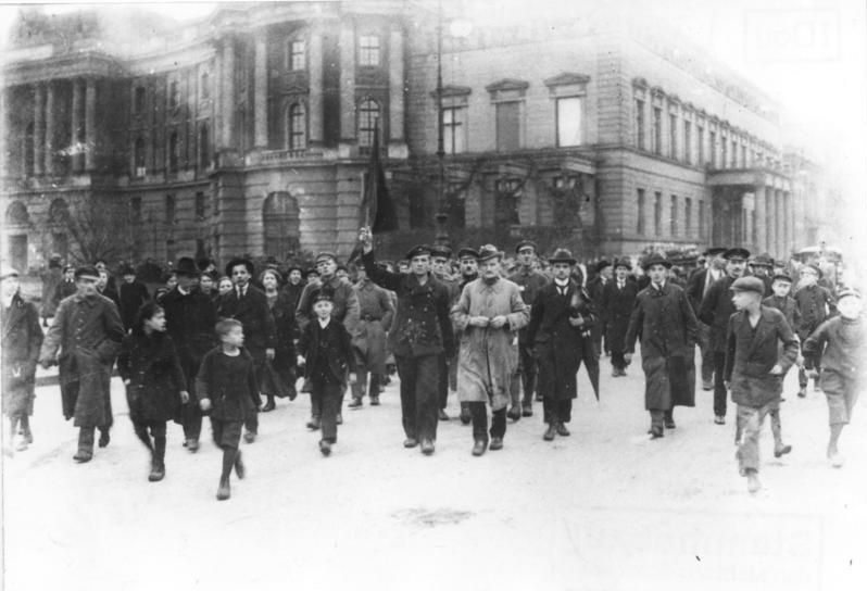 Bundesarchiv Bild 183-18594-0045, Berlin, Novemberrevolution