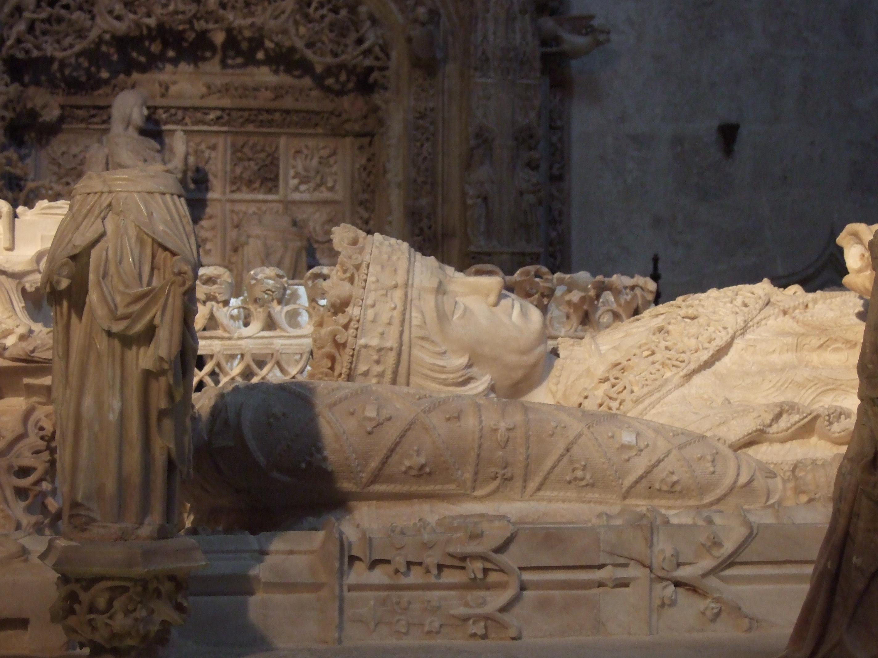 Depiction of Juan II de Castilla