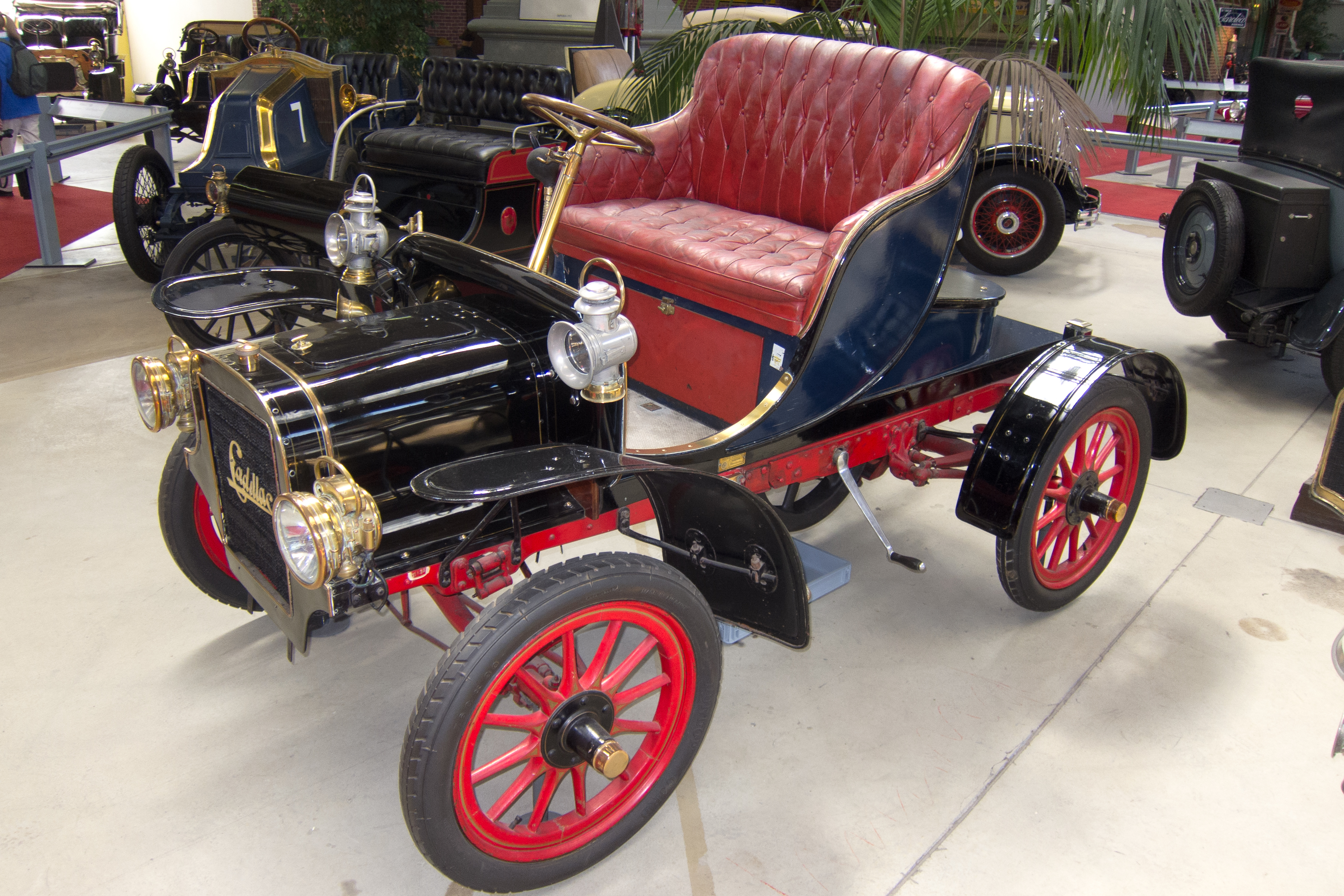 File:Cadillac K (1907) at Autoworld Brussels (8394291773).jpg ...