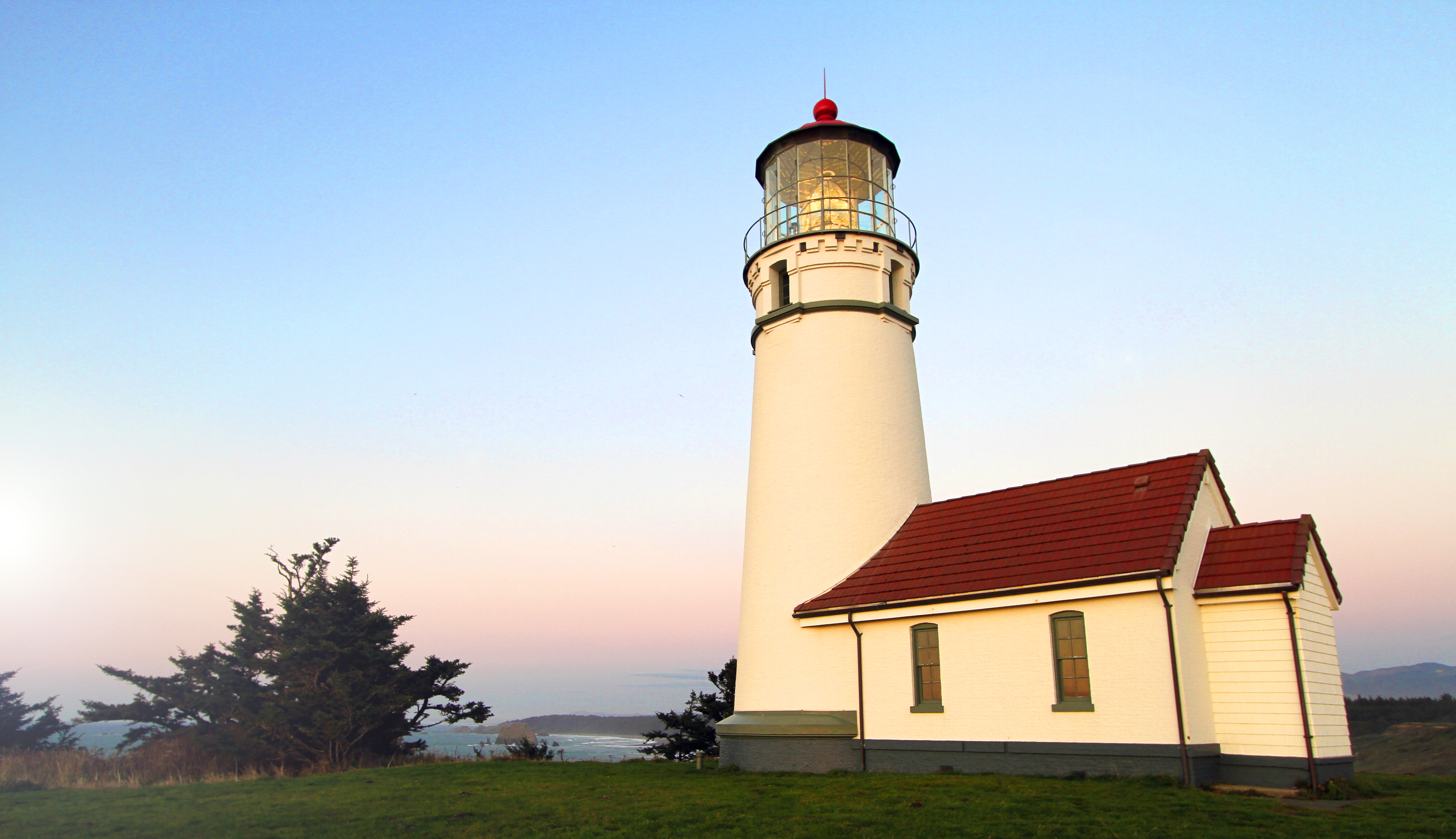 File cape blanco lighthouse 6 10846022174 jpg for What state has the most lighthouses