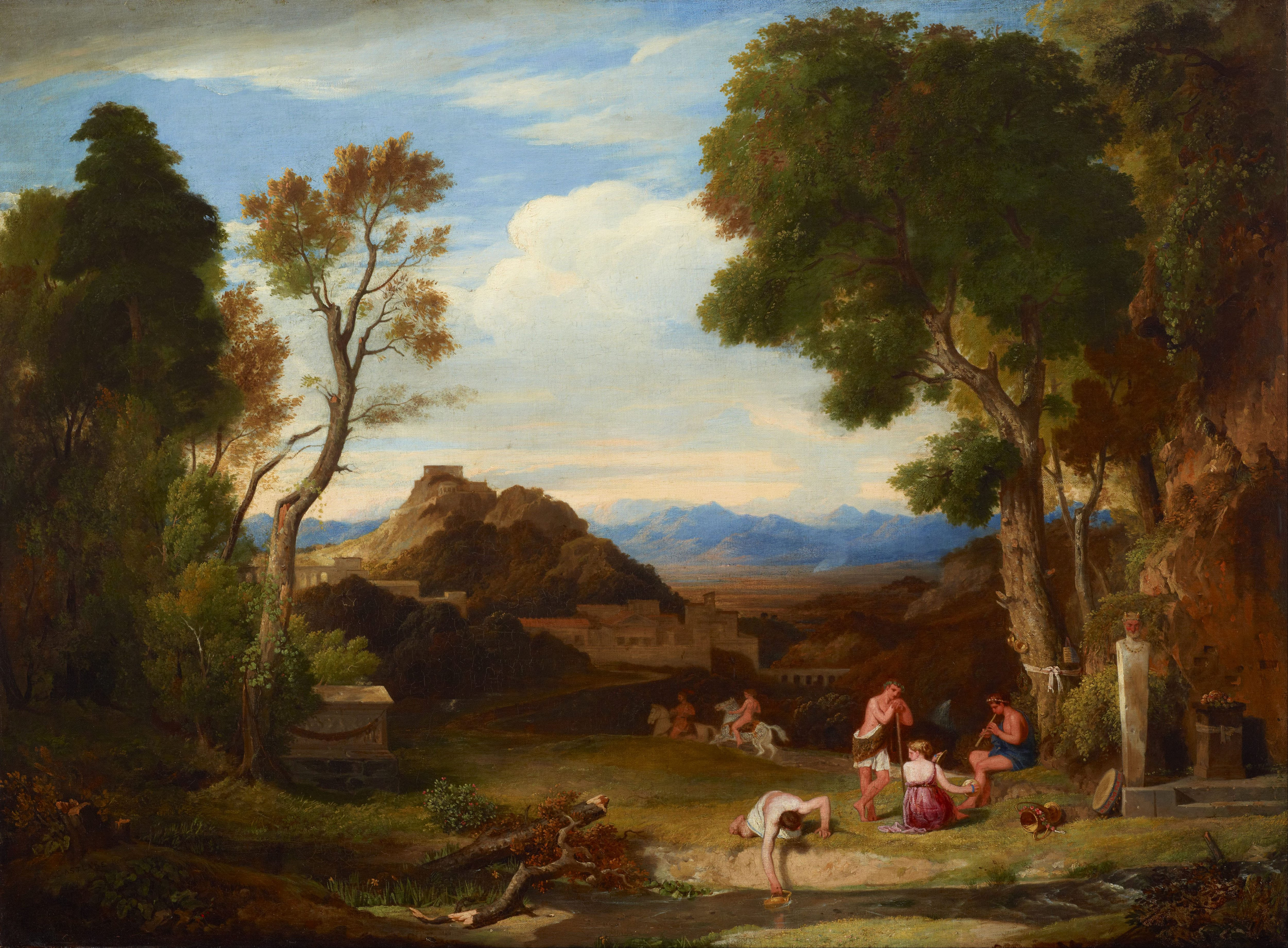 File Charles Lock Eastlake Classical Landscape Google Art Project