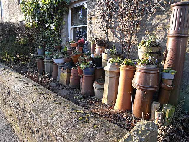 File:Chimney pots as planters - geograph.org.uk - 1098627.jpg ... on pink pots, pumpkin pots, flowers pots, pot pots, plant pots, window pots, white pots,