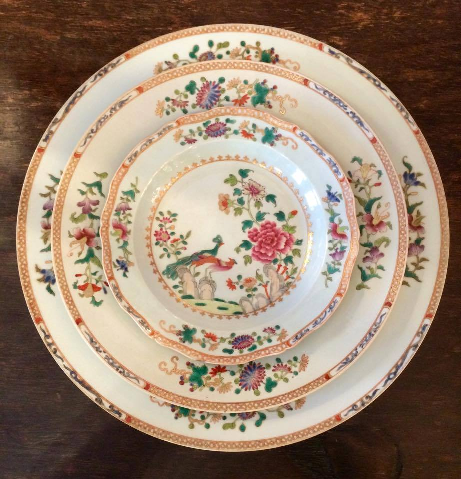 Double Peacock Dinner Service Wikipedia