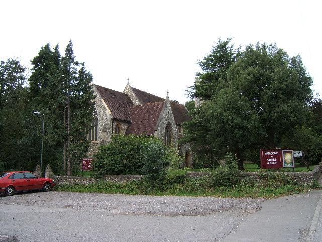 Christ Church, Epsom Common - geograph.org.uk - 44138