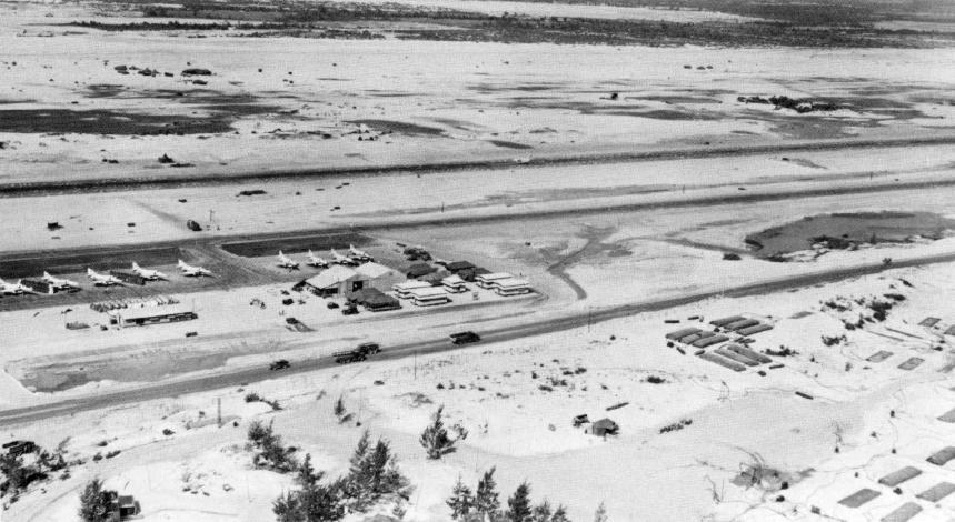 Chu Lai Air Base - Wikipedia