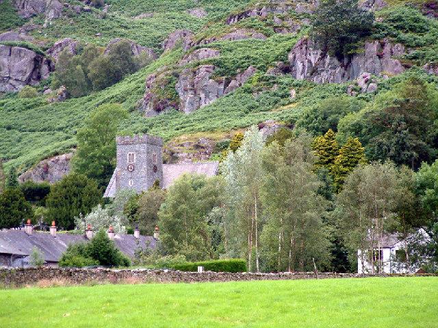 Church in Chapel Stile - geograph.org.uk - 32781
