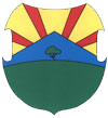 Coat of arms of Bač Municipality.png