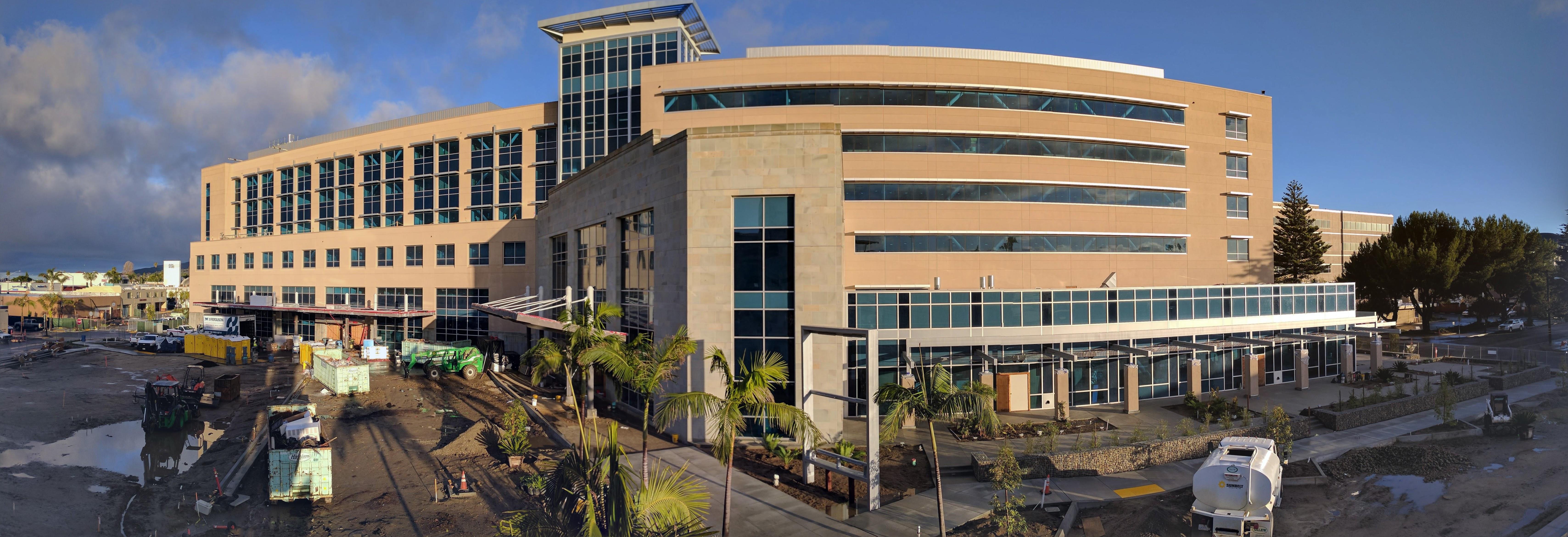 Community Memorial Hospital of San Buenaventura - Wikipedia