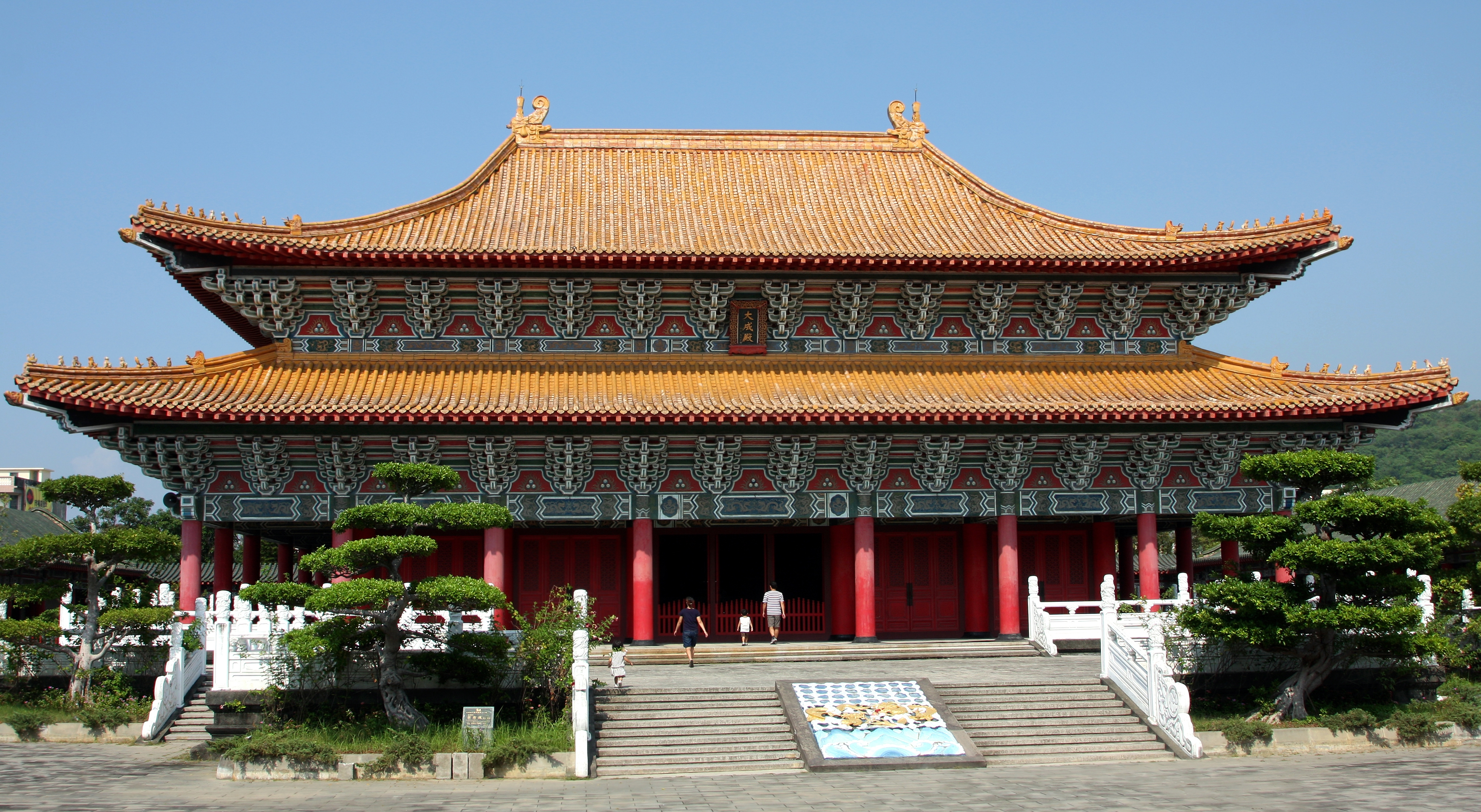 Temple of Confucius - Sights