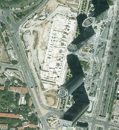 File:Cuatro Torres Business Area en 2014. PNOA cedido por © Instituto Geográfico Nacional.jpg