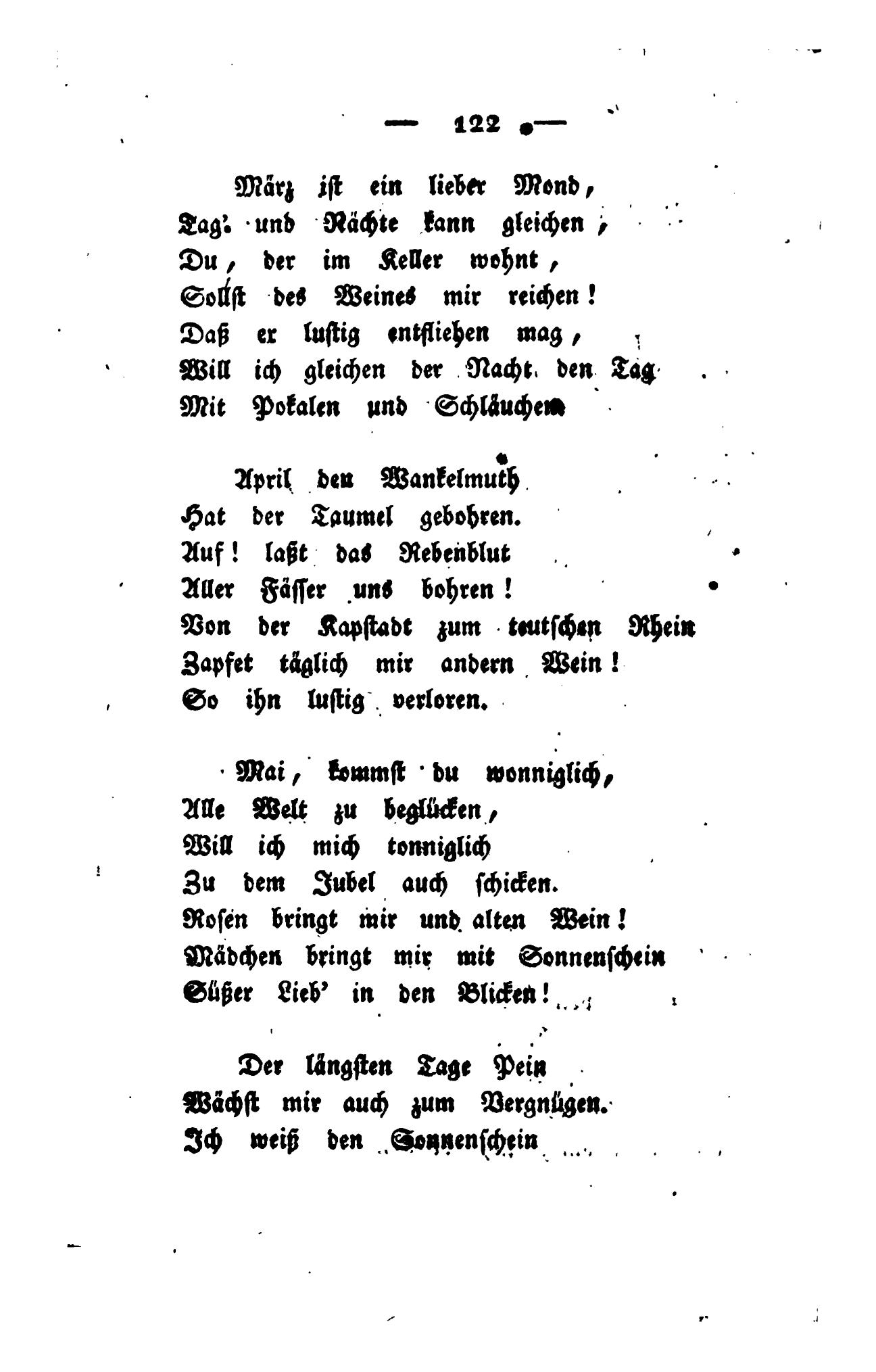 Filede Gedichte 1818 Arndt 141jpg Wikimedia Commons