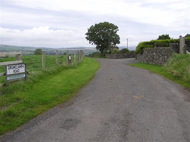 File:Drumclamph Road, Cavandarragh - geograph.org.uk - 1460647.jpg