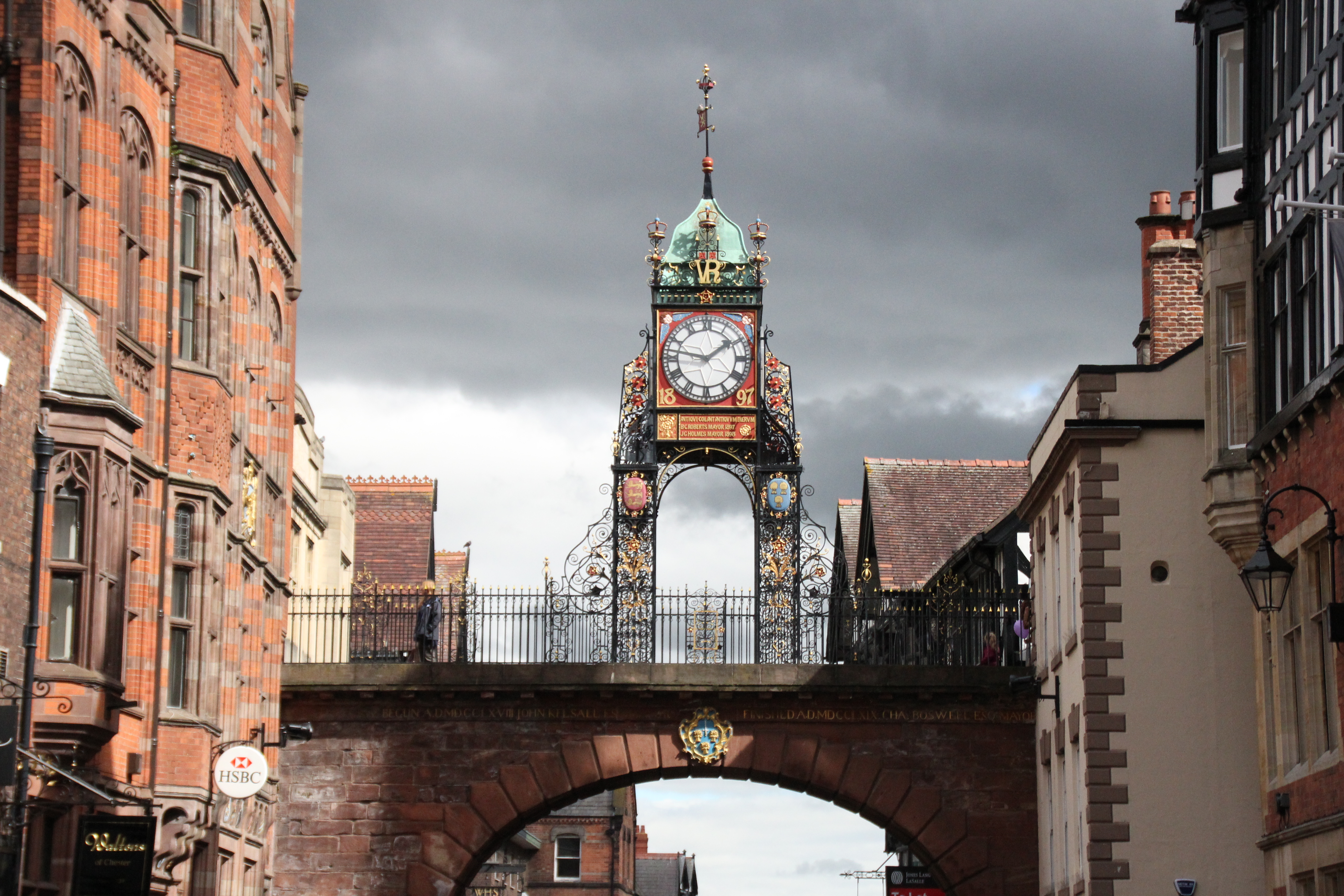 Chester Listed Building Consent