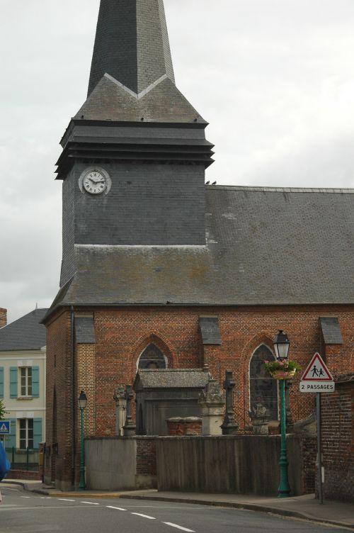 Saint aubin en bray wikip dia - La petite cheminee saint aubin ...