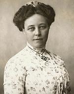 Elna Munch Danish feminist (1871-1945)