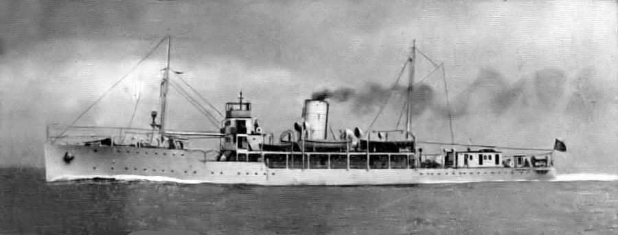 Потопление «Эль-Амир Фарук», флагмана ВМС Египта, 22.10.48