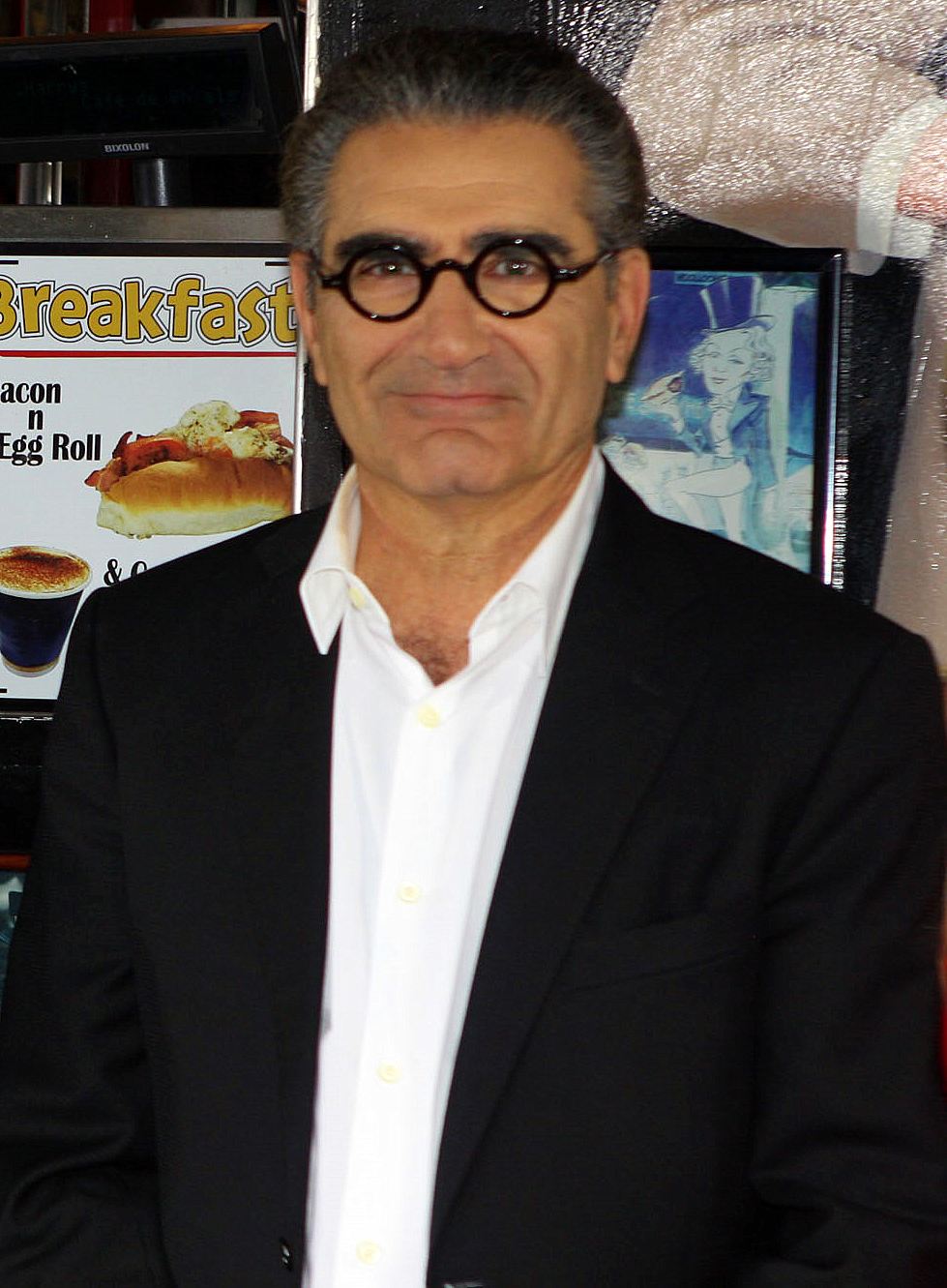 Eugene Levy - Wikiwand Eugene Levy Young