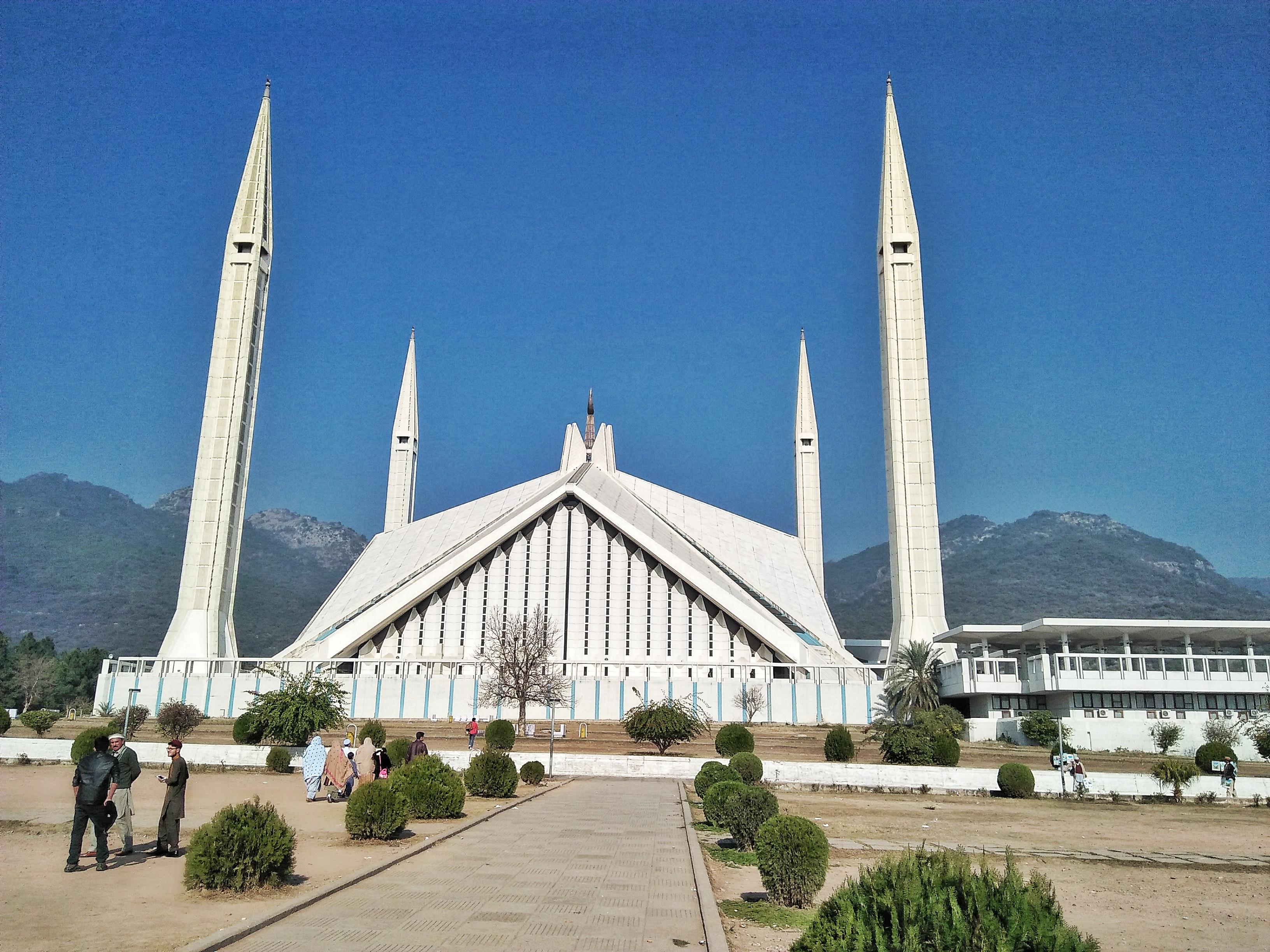 File Faisal Mosque Islamabad 02 Jpg Wikimedia Commons