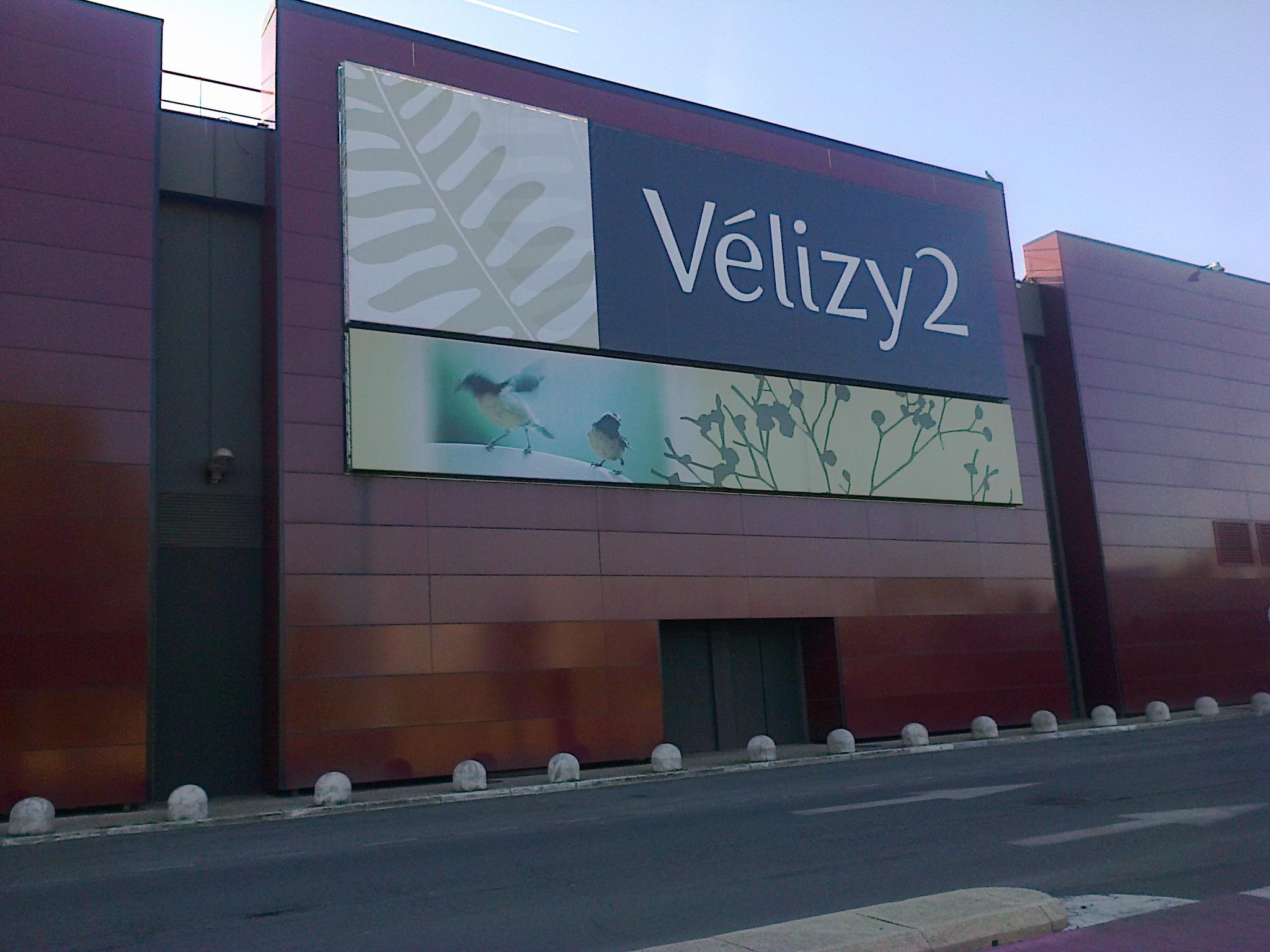 velizy centre commercial. Black Bedroom Furniture Sets. Home Design Ideas