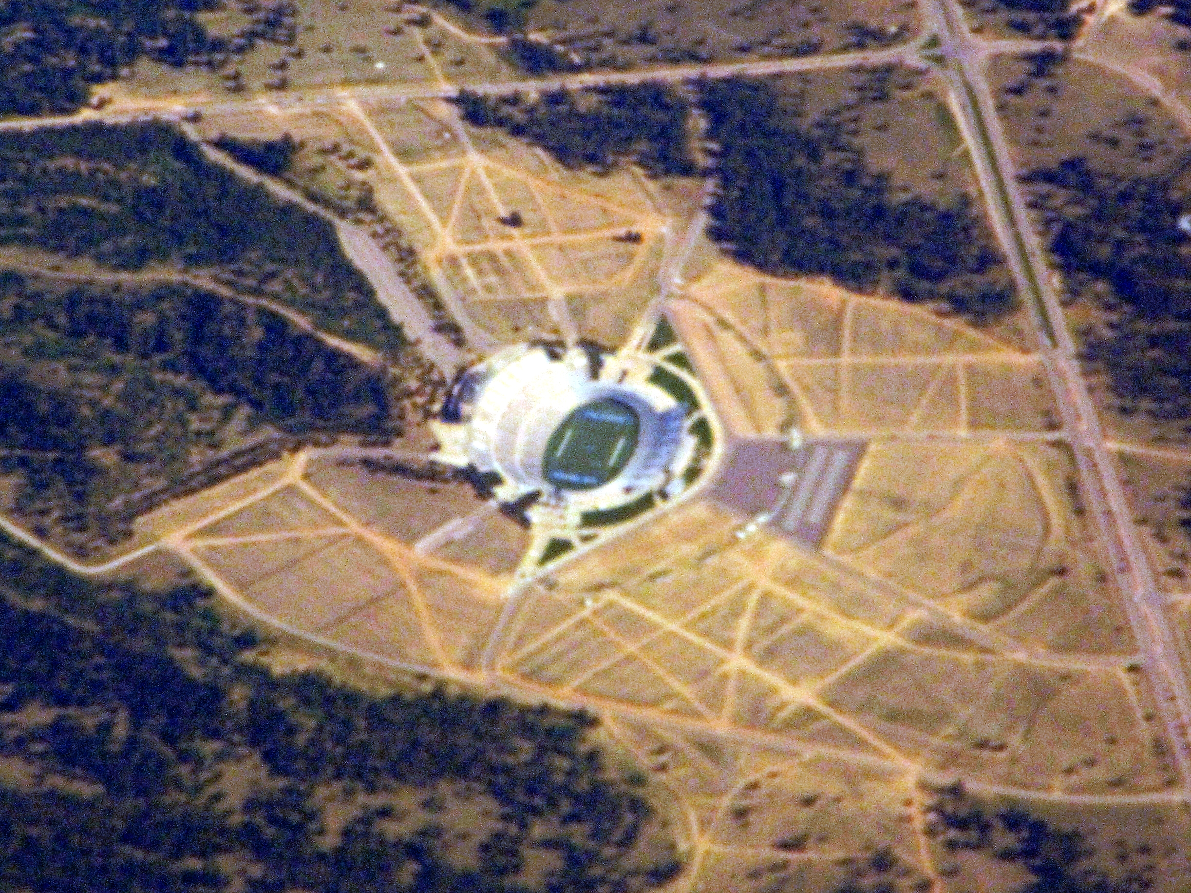 FileFalcon Stadium Home Of The US Air Force Academy Colorado - Air force academy map
