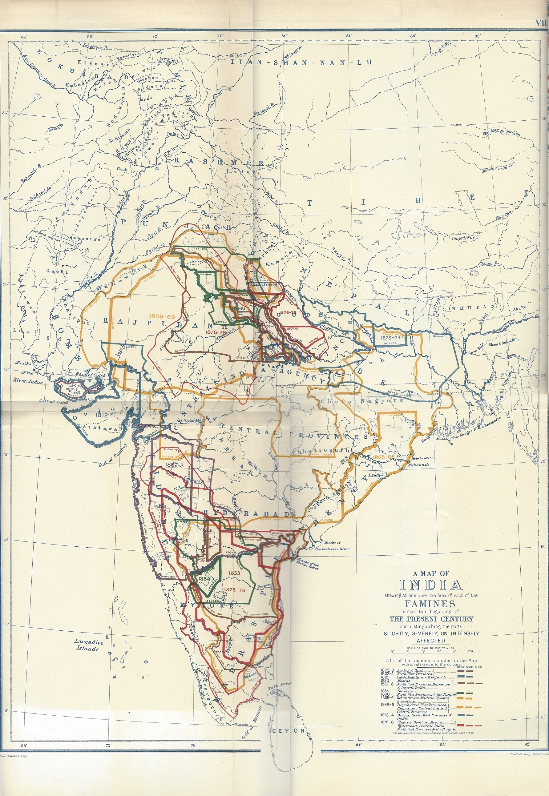 impact of colonialism in india